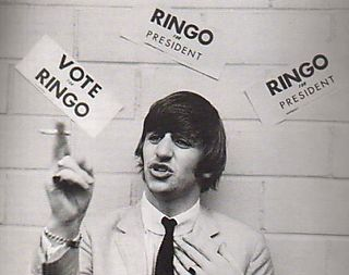 Vote for Ringo