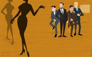[big] Mad Men desktop