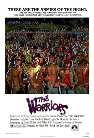 Warriors-poster