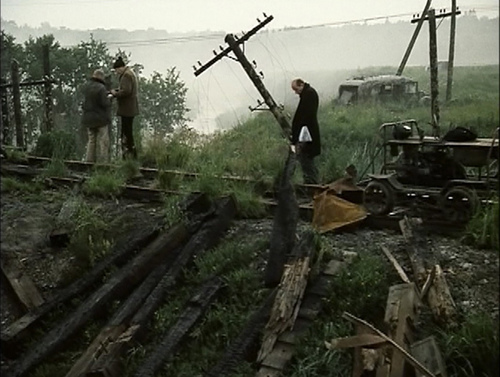 Stalker-train