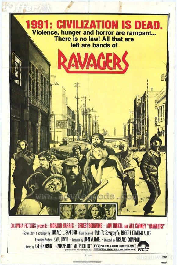 Ravagersposter
