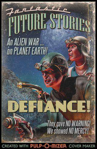 DEFIANCE Pulp Magazine - 2