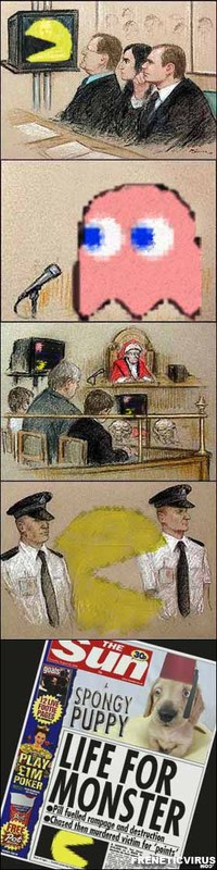 Pacmanontrial