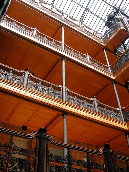 Bradbury Balconies