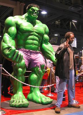 Hulk Smash Peacenik!